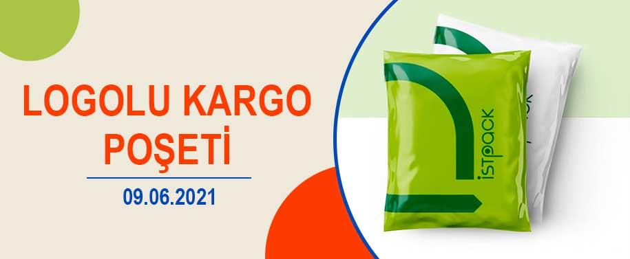 Logolu Kargo Poşeti