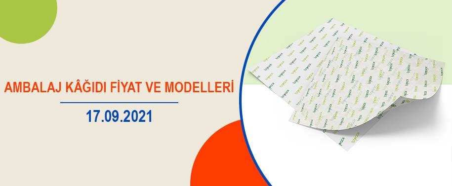 Ambalaj Kâğıdı Fiyat ve Modelleri